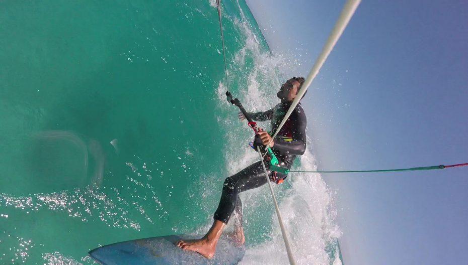 Immersion en Kitesurf à Frontignan Plage
